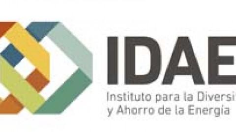 IDAE- AYUDAS